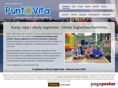 Szkoła Żeglarstwa PuntoVita Justyna Stępka