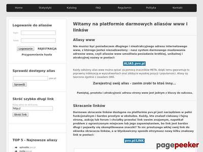 Pvv.pl - Twój serwis z linkami