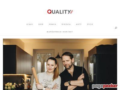 QualityTest.pl - blog z recenzjami i testami produktów, usług i miejsc