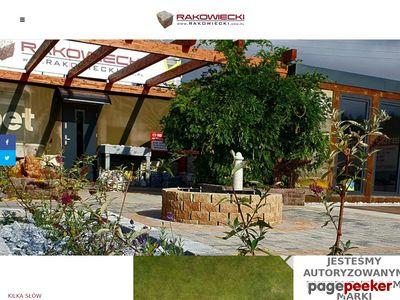 Rakowiecki.com.pl - kamień ogrodowy Łódź.