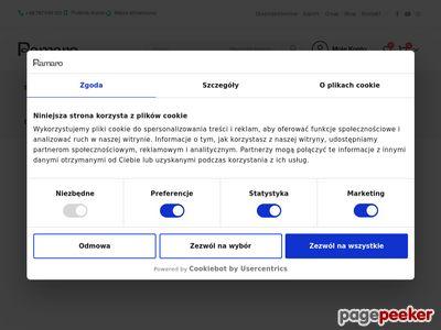 RAMARO producent mebli nowoczesnych Swarzędz