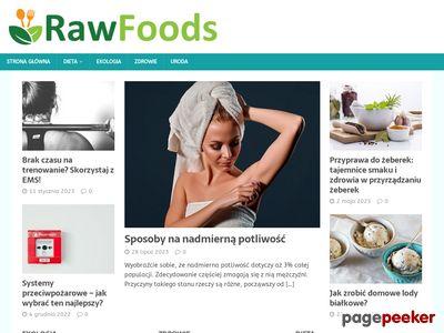 Produkty dla diabetyków - Rawfoods.pl