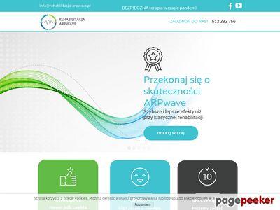 rehabilitacja-arpwave.pl - rehabilitacja stawu kolanowego