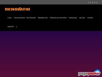 Pasywacja stali - renovatio.pl
