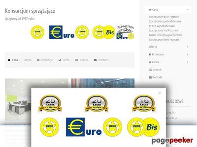 Euro Czos - firma sprzątająca Poznań
