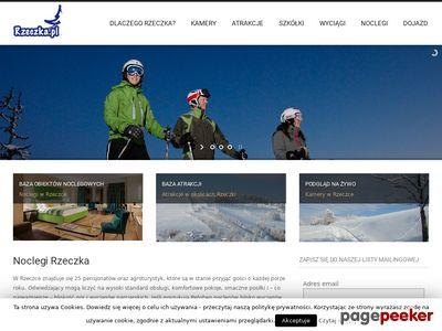 Portal miejscowości Rzeczka - baza informacyjna.