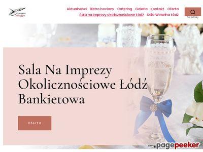 Salawlodzi.pl - Sala bankietowa Łódź