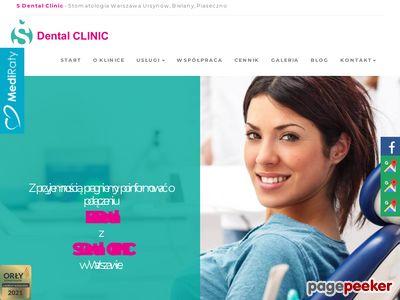 Przychodnia Stomatologiczno-protetyczna S-dental Clinic