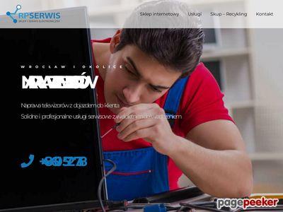 Serwis telewizorów Wrocław
