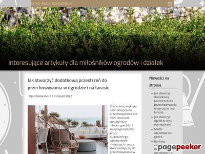 Autoryzowany sklep Meble firmy Hubertus