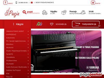 Pianina i fortepiany - sklep-muzyczny.com.pl