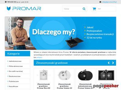 Zlewozmywaki granitowe - Promar