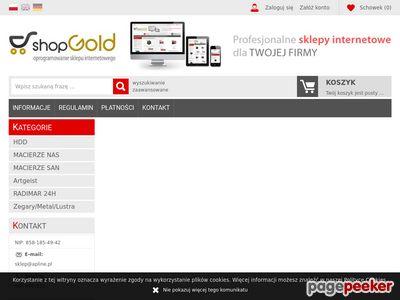 Profesjonalne strony internetowe - APLINE