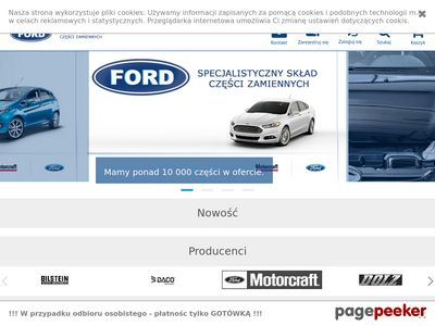 Autofocus - wszystko dla forda