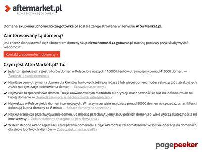 Rzeczoznawca majątkowy A. Mizera-Pioskowik