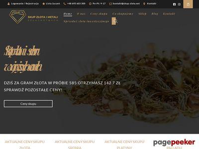 Skup-zlota.net - Skup złota i metali szlachetnych