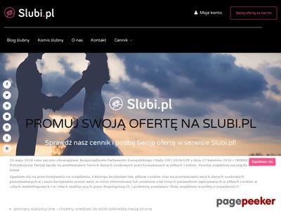 Firmy ślubne na Slubi.pl