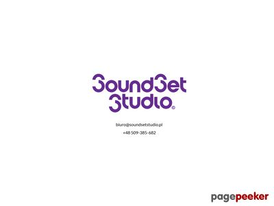 SoundSet Studio
