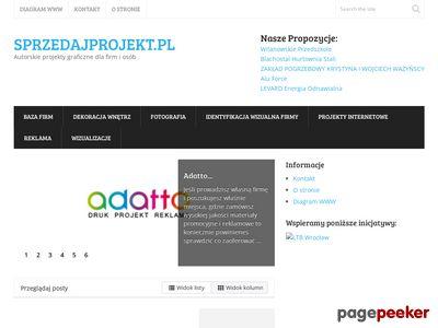 Portal dla grafików i osób zaangażowanych w tworzenie