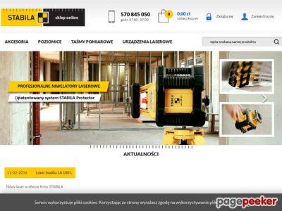 Stabila24 - przyrządy pomiarowe