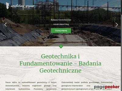 Badania Gruntu Wielkopolska