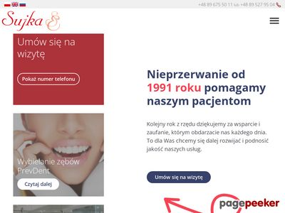 Gabinet stomatologiczny Olsztyn