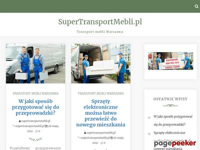supertransportmebli.pl