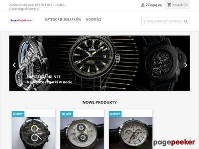 Repliki zegarków - zegarki kolekcjonerskie - Sklep Internetowy
