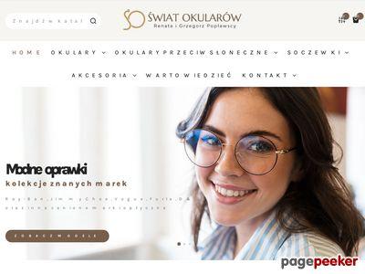 Optyka Okularowa Grzegorz Popławski
