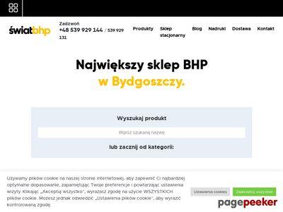 Odzież BHP i reklamowa