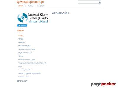 Sylwester Poznań