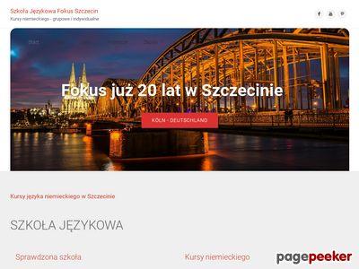 Szkoła Językowa Fokus