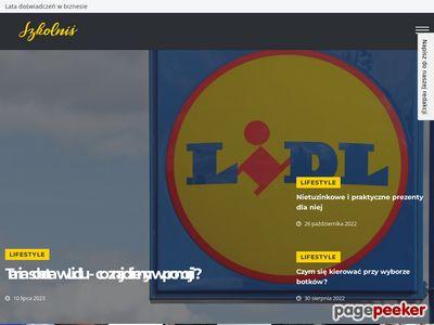 Sklep internetowy z zabawkami - szkolnis.pl