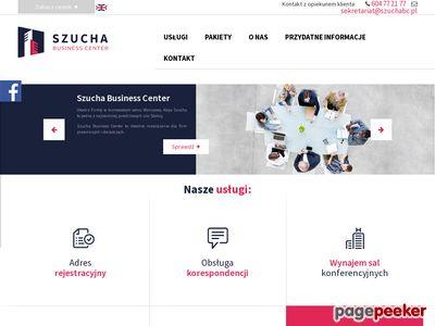 Szucha Business Center Wynajem Biura w Centrum Warszawy