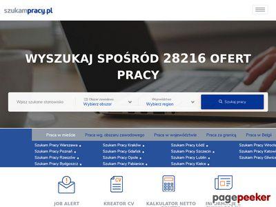 ♛ Szukampracy - portal z ogłoszeniami o pracy za darmo. Ogłoszenia Praca Polska i zagranica.