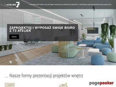 Meble biurowe Katowice T3 Inwest