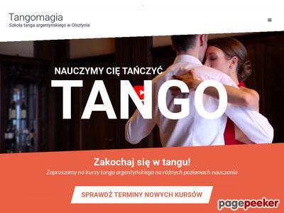 Tango Olsztyn - tangomagia.pl