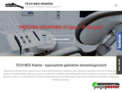 Profesjonalne unity stomatologiczne Kraków