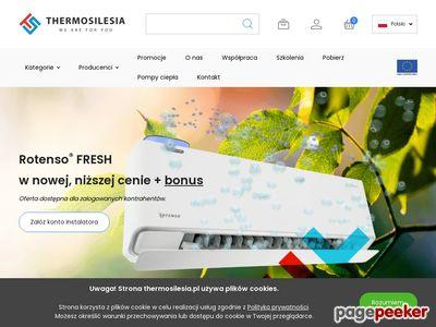 Thermosilesia - klimatyzatory LG