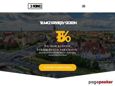 Jacek Roenig tłumacz przysięgły