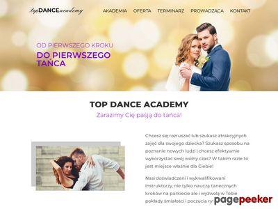 Szkoła tańca Piaseczno pod Warszawą