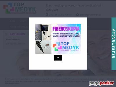 TopMedyk - Gabinety Lekarskie