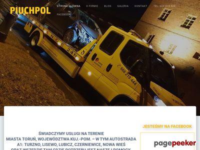 Pomoc drogowa Toruń