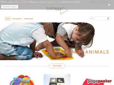 ToyFormat - puzzle piankowe oraz maty piankowe