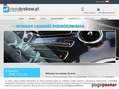 Trans Kraków - Przewóz Osobowy