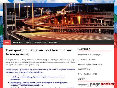 Transport morski via http://transport-morski.net.pl