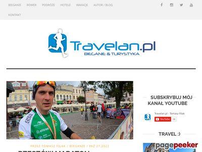 Blog Travelan czyli Bieganie i Turystyka