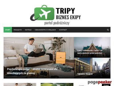 TripyBiznesEkipy.pl - blog podróżniczy