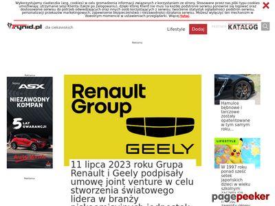 Trynid.pl - Samochody dostępne u dealerów