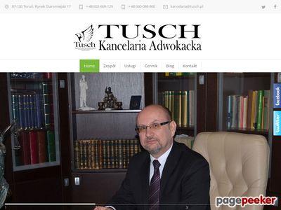 Kancelaria Adwokacka - adwokat Adam TUSCH
